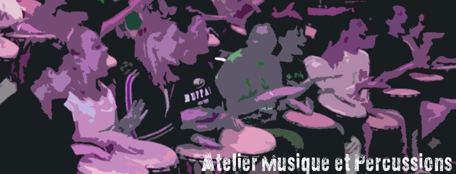 Atelier Musique et Percussions