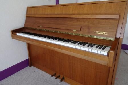 Le piano de l'asso est à vendre !