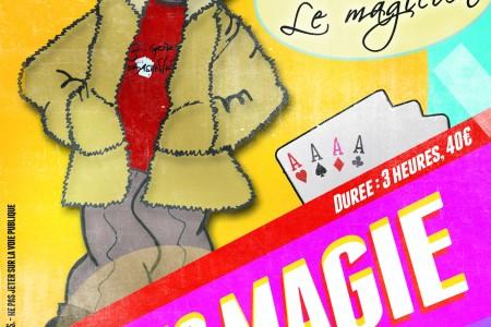 Igor et les stages Magie