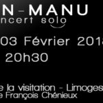Avis de Concert ! Samedi 03 Février 2018