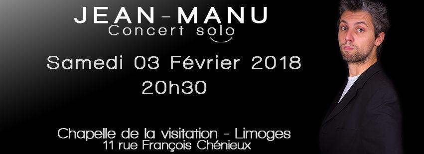 Concert Exceptionnel le 03 février 2018, 1ère partie et pot de fin accompagné d'Igor le magicie